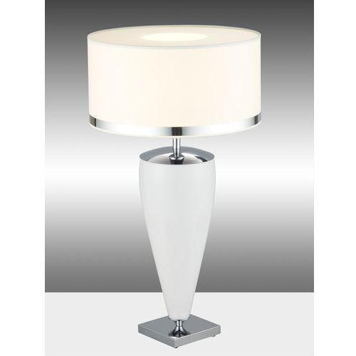 Lampka Argon Lorena 367 1x60W E27 biała mała