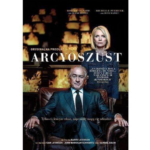 Arcyoszust (dvd) - barry levinson. darmowa dostawa do kiosku ruchu od 24,99zł marki Galapagos
