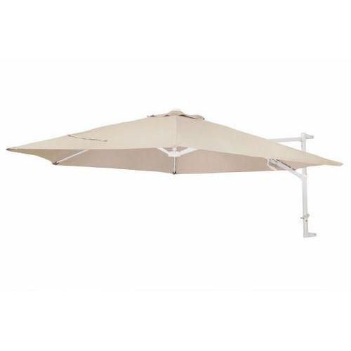 Parasol ścienny na balkon lub taras 3 m - beż