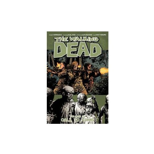 Walking Dead Volume 26: Call To Arms (9781632159175)