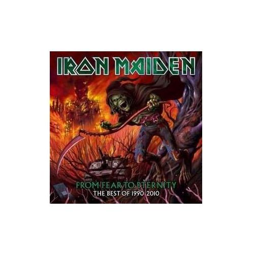 From Fear To Eternity: The Best Of 1990-2010 - Iron Maiden, 0273622