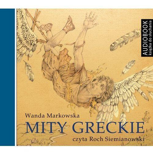 Mity greckie (CD), oprawa kartonowa