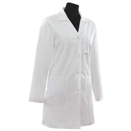 Fartuch medyczny / laboratoryjny bawełniany - damski 100
