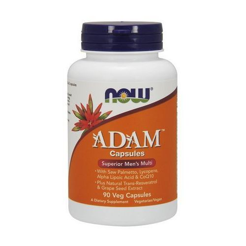Now Foods ADAM witaminy dla mężczyzn 90 kapsułek wegetariańskich