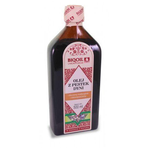 Olej z pestek dyni Laboratorium Biooil (500ml), 1BF0-781A4