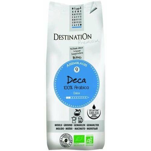 Kawa bezkofeinowa mielona 250g - destination marki 211destination