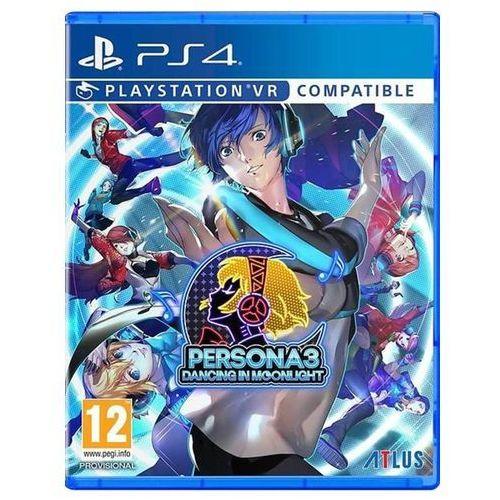 Persona 3 Dancing in Moonlight (PS4)