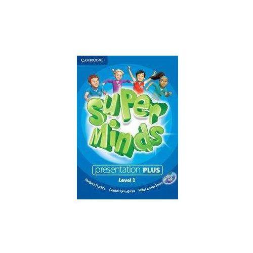Super Minds 1 Presentation Plus DVD (Płyta DVD)
