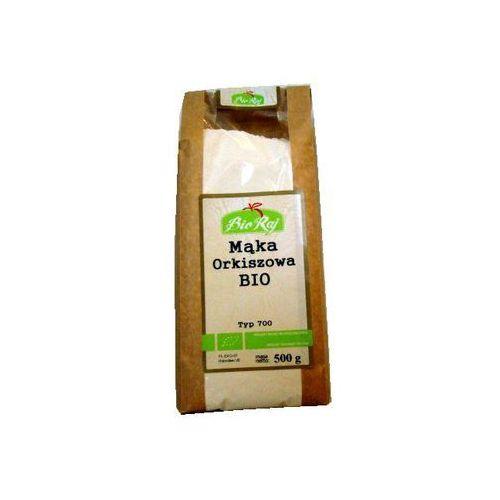 Mąka orkiszowa, biała Typ 700, BIO 500g