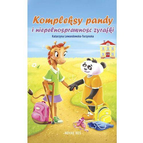 Kompleksy pandy i niepełnosprawność żyrafki - Jeśli zamówisz do 14:00, wyślemy tego samego dnia.