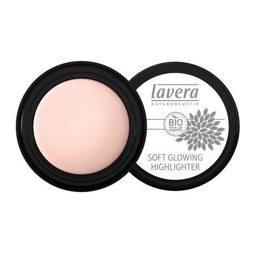 Trend sensitiv rozświetlacz do powiek i policzków shining pearl marki Lavera