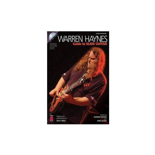 Warren Haynes Guide to Slide Guitar (9781575605241)