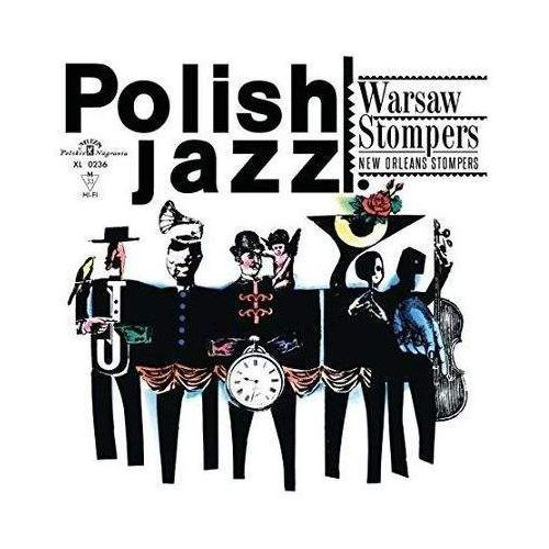 Warsaw Stompers - NEW ORLEANS STOMPERS (POLISH JAZZ) (0190295960193)