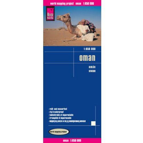 Oman, 1:850 000