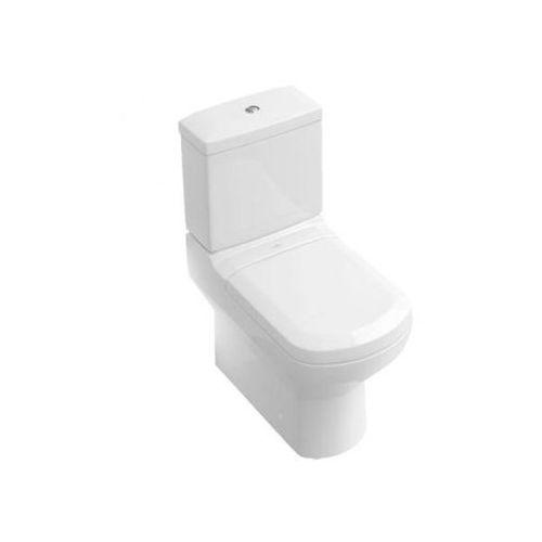 Villeroy & Boch Sentique Miska ustępowa lejowa do WC-kompaktu 37,5x70 cm - Weiss Alpin 56151001, kup u jednego z partnerów