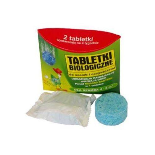 Tabletki biologiczne do szamb i oczyszczalni 2szt BioExpert D3001-2 - sprawdź w DoSzamba.pl - preparaty do szamb i oczyszczalni