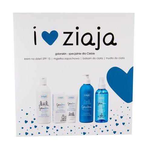 gdanskin 2019 zestaw kosmetyków 3+1 na prezent marki Ziaja