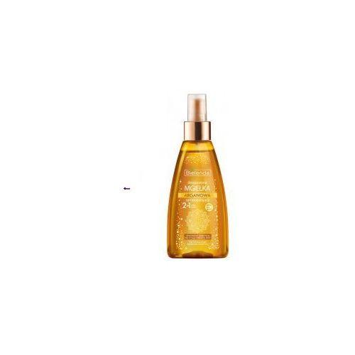 drogocenny olejek (w) mgiełka arganowa samoopalająca 2w1 150ml marki Bielenda