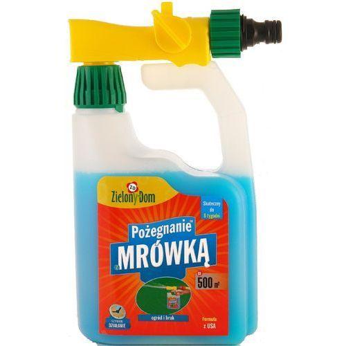 Pożegnanie z Mrówką odstraszacz mrówek 950ml Zielony Dom, 5900026002833