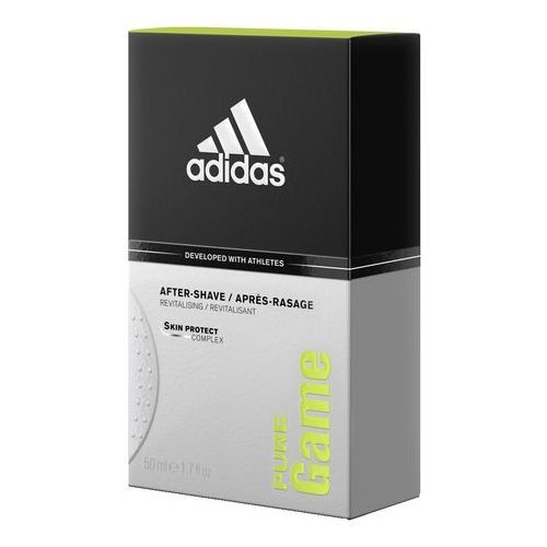 Adidas pure game men woda po goleniu 100 ml - coty (3607345216713)