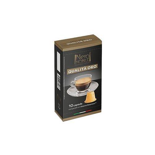 Kapsułki do Nespresso* ZŁOTA JAKOŚĆ/QUALITA ORO 10 kapsułek - do 12% rabatu przy większych zakupach oraz darmowa dostawa (8033993874497)