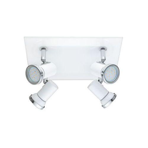 31264 - led oprawa łazienkowa tamara 1 4xgu10-led/2,5w/230v marki Eglo