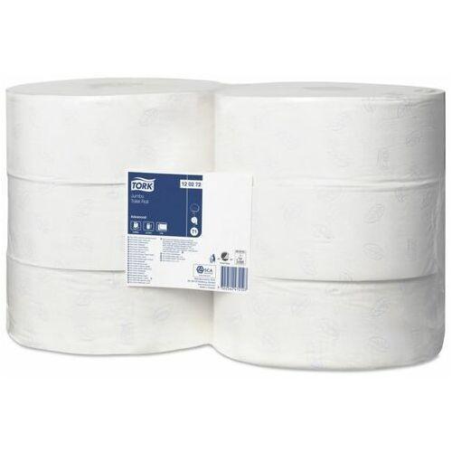 TORK | Papier toaletowy Jumbo T1 | 360m| 2-warstwowy | Biały | 6 rolek (7322540472165)