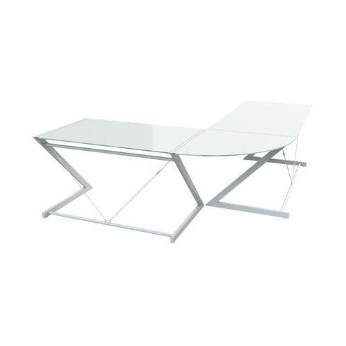 Narożnik do biurka DD Z-Line Corner White, NEGOCJUJ CENĘ, Unique