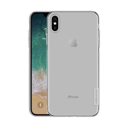 Etui nature apple iphone xs max - grey - gray marki Nillkin