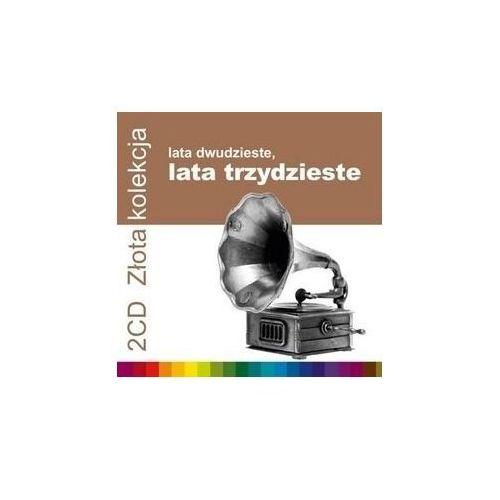 Złota kolekcja - lata 20 - te, lata 30 - te, vol. 1 & vol. 2 marki Warner music