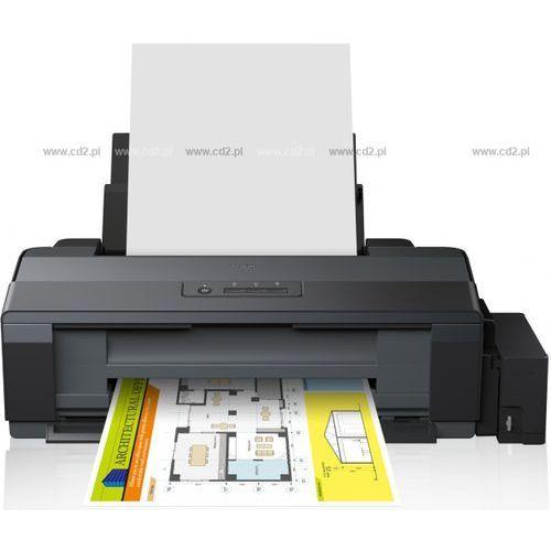 Epson l1300 - drukarka - kolorowy - strumieniowa - a3 - 5760 x 1440 dpi - do 30 str/min (mono) / do 17 str/min (kolor) - pojemność: 100 arkusze - usb (8715946538785)