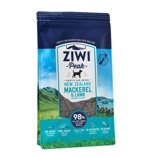 daily dog cuisine sucha karma dla psów z makrelą i jagnięciną 2,5kg marki Ziwipeak