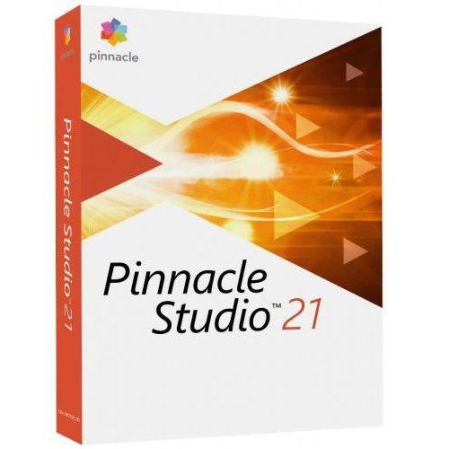 Corel pinnacle studio 21 std pl/ml box pnst21stmleu