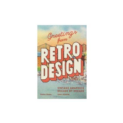Greetings from Retro Design - Wysyłka od 3,99 - porównuj ceny z wysyłką (224 str.)