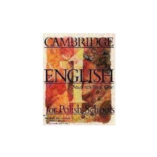 Cambridge English for Polish Schools 4. Podręcznik, oprawa miękka