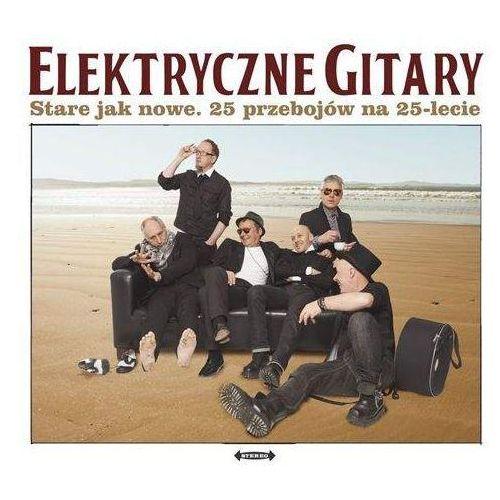 Warner music poland Stare jak nowe. 25 przebojow na 25-lecie (vinyl) - elektryczne gitary (płyta winylowa)