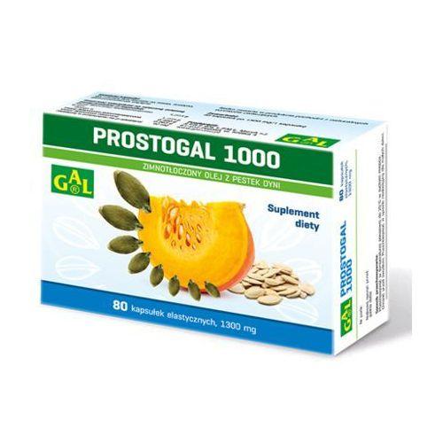 Prostogal 1000 Olej z pestek dyni 80 kaps. (5907501110397)