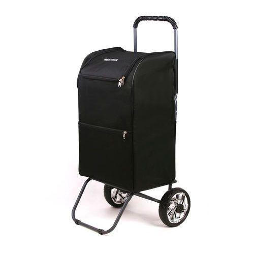 Wózek na zakupy, transportowy, składany Boster XXL (wózek na zakupy)