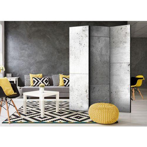 Artgeist Parawan 3-częściowy - Concretum murum [Room Dividers] 135x172