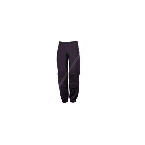 Bs sport Spodnie bramkarskie ze wzmocnieniami - czarne