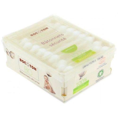 Patyczki Higieniczne Biodegradowalne Dla Dzieci 60szt - Bocoton - BIO, 3265660397618 (11868253)