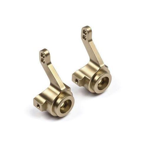 Aluminum steering spindles (2pcs) marki Mv