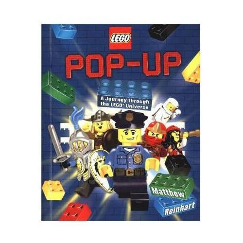 LEGO Pop-Up (9780545881043)