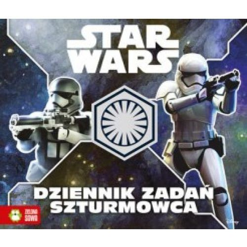 Star Wars. Dziennik zadań Szturmowca (80 str.)
