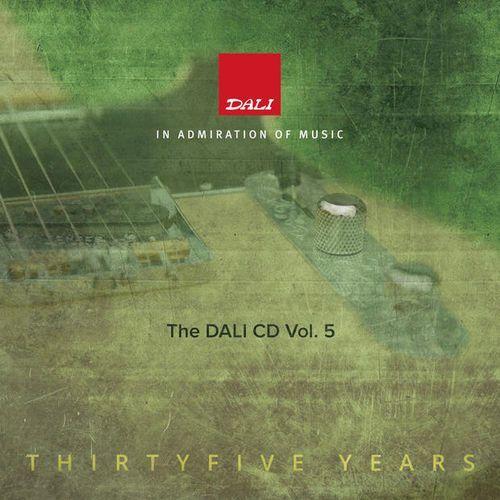 DALI THE DALI CD VOL. 5 - demonstracyjna płyta CD | Zapłać po 30 dniach |