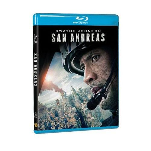 San Andreas (Blu-Ray) - Brad Peyton DARMOWA DOSTAWA KIOSK RUCHU