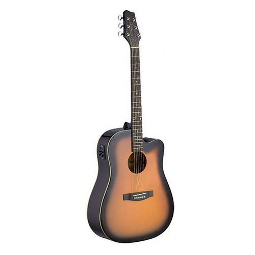 sa30dce bs gitara elektroakustyczna marki Stagg