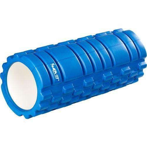 Movit ® Niebieski wałek rolka do masażu roller masaż fitness - niebieski