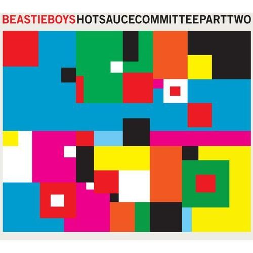 Beastie Boys - Hot Sauce Committee Part Two (Digipack), U5056392