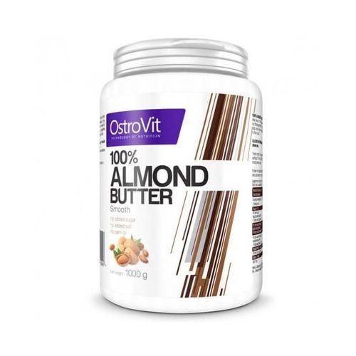 100% almond butter smooth 1000g marki Ostrovit